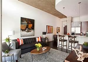 comment decorer un petit appartement 10 lecons With decoration petit appartement moderne