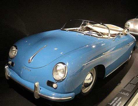 first porsche 356 1955 porsche 356 speedster tirebuyer com blog