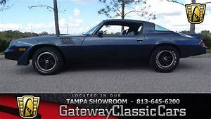 1031 Tpa 1979 Chevrolet Camaro Z28 V8 Small Block 350 Cid