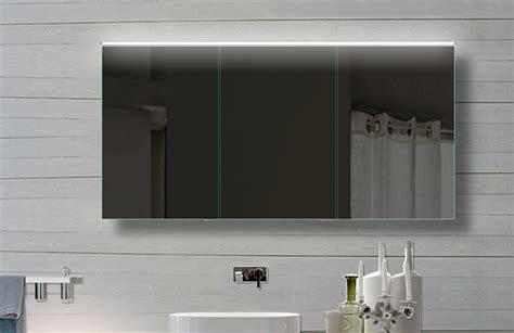 Badezimmer Spiegelschrank Mit Bluetooth by Alu Badezimmer Spiegelschrank Led Und Bluetooth
