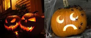 Tete De Citrouille Pour Halloween : 50 photos de citrouilles d 39 halloween pour t 39 inspirer ~ Melissatoandfro.com Idées de Décoration