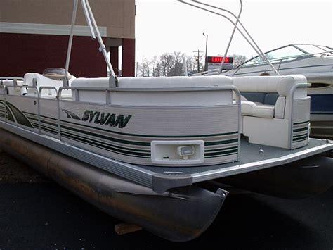 Sylvan Aluminum Boat Reviews by 39 Sylvan Pontoon Boats Reviews 89 Sylvan Pontoon