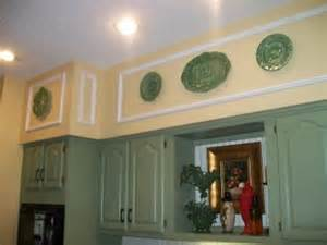 five interesting kitchen soffit makeovers curbly diy