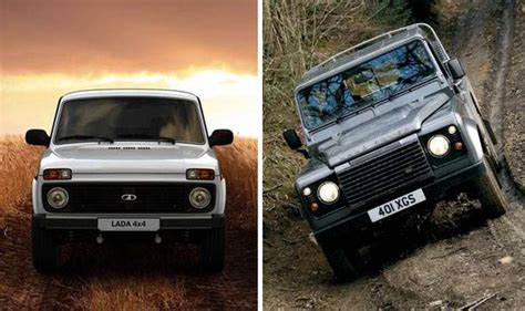 Lada: Much laughed at car set to become surprise hit after ...
