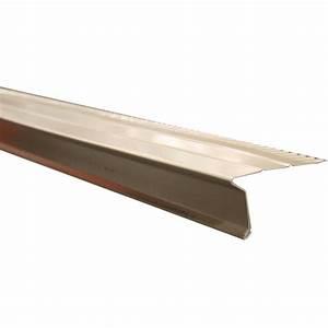 Shop Union Corrugating Aluminum Drip Edge at Lowes com