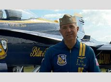 Blue Angels commander says they strive to inspire WPDE