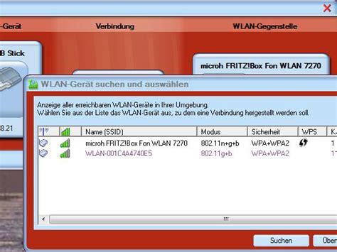 fritzwlan usb stick treibersoftware  bit