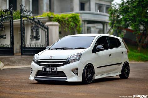 Poto Modifikasi Toyota Agya by Kumpulan Gambar Foto Modifikasi Toyota Agya