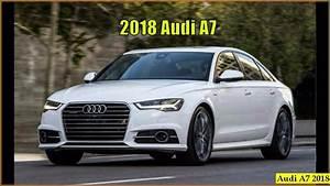 Audi A7 2018 : audi a7 2018 new 2018 audi a7 interior exterior ~ Nature-et-papiers.com Idées de Décoration