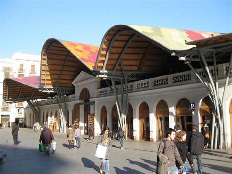 Mercado de Santa Caterina - ShBarcelona