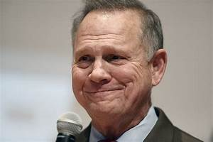 Roy Moore Is Asking for $250,000 to Cover His Legal ...