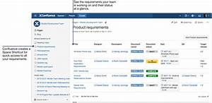 how to create product requirements using confluence With confluence create template