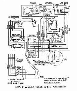 Old Western Electric Phone Wiring Diagram Western Electric