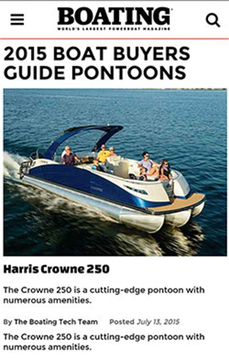 Best Pontoon Boats On The Market by Best Pontoon Boat Buyers Guide