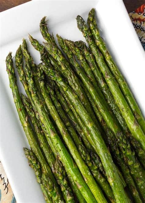 asparagus fryer air foodie