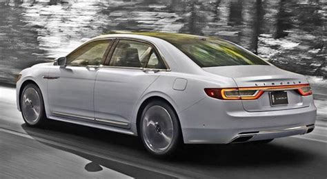 2019 Lincoln Town by The Forthcoming 2019 Lincoln Town Car Will Look Amazing