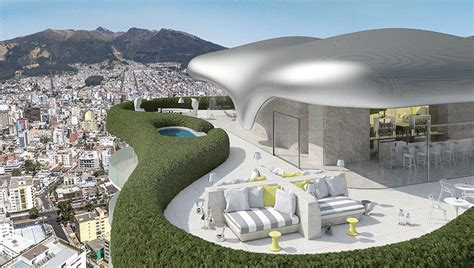 philippe starck to develop YOO quito, a residential tower