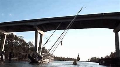 Bridge Tall Boat Foot Clear Low Fill