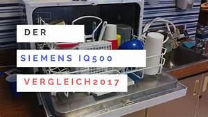 Geschirrspüler Im Vergleich : siemens iq500 sp lmaschine geschirrsp ler vergleich ~ Michelbontemps.com Haus und Dekorationen