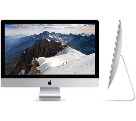 ordinateur de bureau soldes apple imac 27 pouces retina 2015 test complet