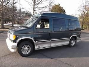Find Used 2000 Ford E150 Econoline Hightop Conversion Van