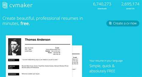 Resume Builder Website by Top 5 Best Resume Builder Websites To Build A