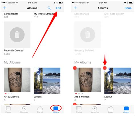 to delete an album on iphone how to permanently delete albums on iphone and ipod
