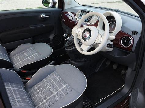 Fiat 500 12 Collezione  Car Leasing  Nationwide Vehicle
