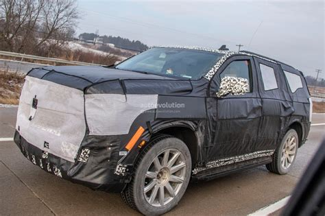 Cadillac Truck 2020 by 2020 Cadillac Escalade Spied With Makeshift Dodge Ram