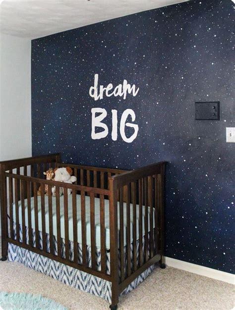 painting  night sky mural kyren room paint home decor