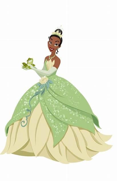 Princess Tiana Disney Frog Characters Clipart Wiki