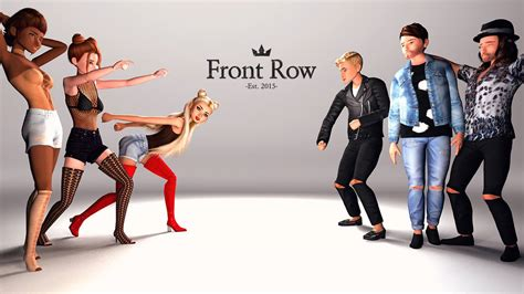 avakin looks band stopping row inspired pop front games virtual 3d venue dj rss report