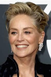 Golden Globes 2018 Sharon Stone Bilder Madamede
