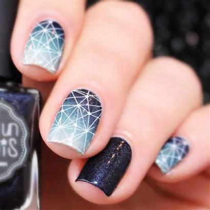 Nail Sheet Water Necklace Manicure Nails Sticker