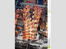 Argentina Beef Asado Stock Photo Image 7211610