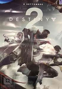 destiny 2 release date leaked in promotional image With destiny release date not 2013