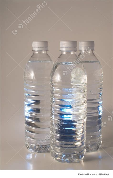 beverages bottled water stock image   featurepics