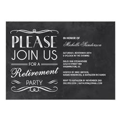 60th anniversary card messages vintage chalkboard retirement party card zazzle