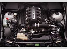 Stage 2 BMW E39 M5 Supercharger Kit