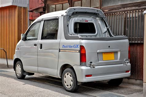 The Carchive: The Daihatsu Hijet