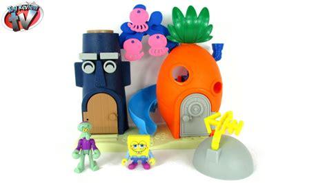 Imaginext Spongebob Squarepants Bikini Bottom Fisher-price