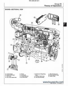 John Deere 330 Lcr Hydraulic Excavator Technical Manual