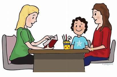 Preschool Clipart Teacher Teachers Clip Parent Daycare