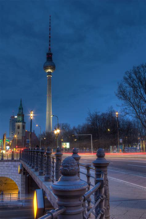 Fernsehturm Berlin by Fernsehturm Berlin Tower In Berlin Thousand Wonders
