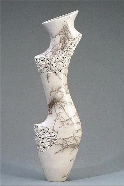tall clay sculpture  jeff margolin