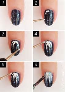 Diy nail art designs step by tutorials inspiring