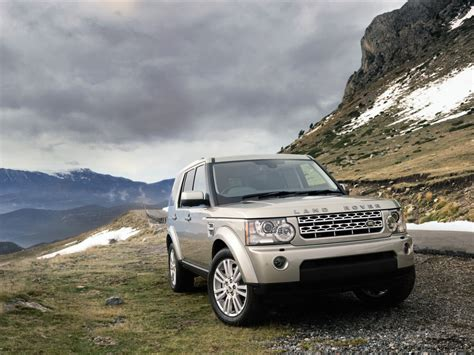 2018 Land Rover Discovery 2 Wallpaper Hd Car Wallpapers
