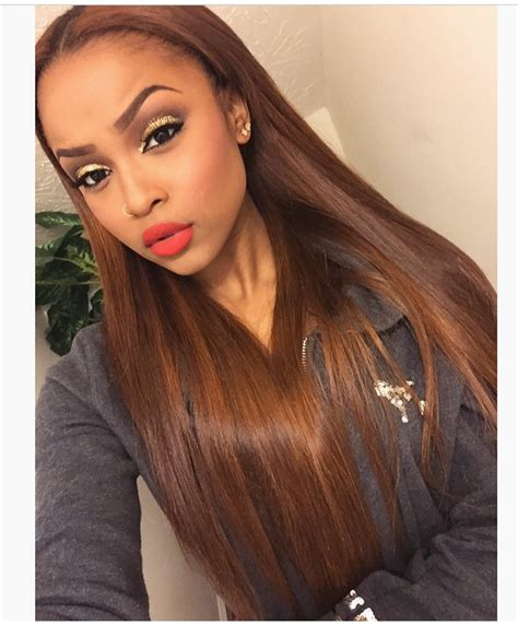 And Brown Weave Hairstyles by Haircolor Royaltycalme Glam Sqaud