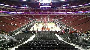 Interactive Seating Chart For United Center United Center Section 106 Chicago Bulls Rateyourseats Com