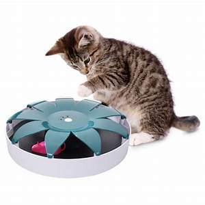 Jouets Pour Chats D Appartement : magnetic mouse jouet interactif pour chat europet wanimo ~ Melissatoandfro.com Idées de Décoration